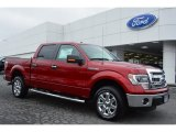 2014 Ford F150 XLT SuperCrew Data, Info and Specs
