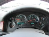 2013 Chevrolet Silverado 1500 LTZ Crew Cab Gauges