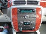 2013 Chevrolet Silverado 1500 LTZ Crew Cab Controls