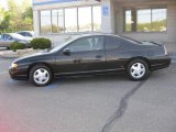 2000 Black Chevrolet Monte Carlo SS #9114149