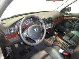 2001 BMW 5 Series Interiors