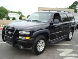 2002 Onyx Black Chevrolet Tahoe Z71 4x4 #9111991