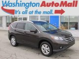 2013 Kona Coffee Metallic Honda CR-V EX-L AWD #91598802
