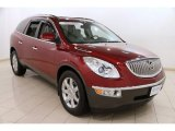 2010 Red Jewel Tintcoat Buick Enclave CXL AWD #91599073
