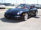 2005 Black Porsche 911 Carrera S Cabriolet #9159603