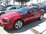 2014 Ruby Red Ford Mustang GT Coupe #91598695