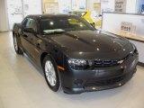 2014 Ashen Gray Metallic Chevrolet Camaro LS Coupe #91599250