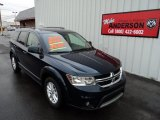 2014 Fathom Blue Pearl Dodge Journey SXT #91599249
