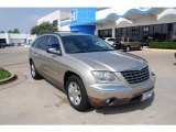 2004 Linen Gold Metallic Chrysler Pacifica  #9097788