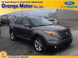 2011 Sterling Grey Metallic Ford Explorer Limited 4WD #91598880