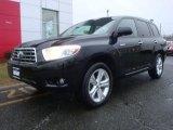 2010 Black Toyota Highlander Limited 4WD #91598964