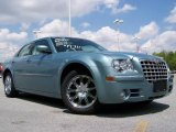 2008 Clearwater Blue Pearl Chrysler 300 Limited #9100814