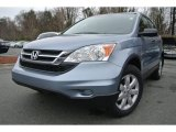 2011 Glacier Blue Metallic Honda CR-V SE 4WD #91599050