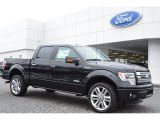 2014 Tuxedo Black Ford F150 Limited SuperCrew 4x4 #91598857