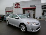 2013 Classic Silver Metallic Toyota Camry Hybrid XLE #91599208
