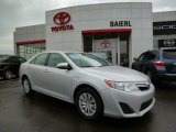 2013 Classic Silver Metallic Toyota Camry Hybrid LE #91599207