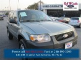 2006 Titanium Green Metallic Ford Escape XLS #91598754