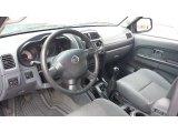 2004 Nissan Frontier Interiors