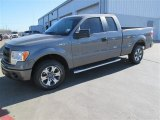 2014 Sterling Grey Ford F150 STX SuperCab #91598722