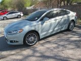 2014 Ice Storm Ford Fusion Hybrid SE #91598717