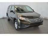 2014 Kona Coffee Metallic Honda CR-V LX AWD #91598629