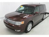 2010 Cinnamon Metallic Ford Flex SEL AWD #91598554