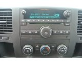 2013 Chevrolet Silverado 1500 LT Crew Cab Controls