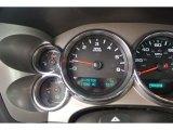 2013 Chevrolet Silverado 1500 LT Crew Cab Gauges