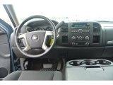 2013 Chevrolet Silverado 1500 LT Crew Cab Dashboard