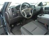 2013 Chevrolet Silverado 1500 LT Crew Cab Ebony Interior
