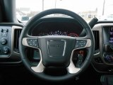 2014 GMC Sierra 1500 Denali Crew Cab 4x4 Steering Wheel