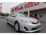 2013 Classic Silver Metallic Toyota Camry L #91642856