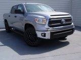 2014 Silver Sky Metallic Toyota Tundra TSS Double Cab #91643269