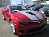 2014 Crystal Red Tintcoat Chevrolet Camaro SS Coupe #91642556