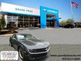 2014 Ashen Gray Metallic Chevrolet Camaro LS Coupe #91642553