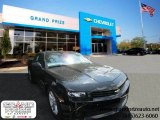 2014 Black Chevrolet Camaro LT Coupe #91642541