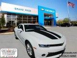 2014 Summit White Chevrolet Camaro LS Coupe #91642540
