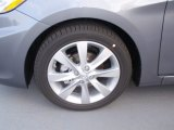 Hyundai Accent 2014 Wheels and Tires
