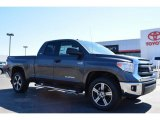 2014 Magnetic Gray Metallic Toyota Tundra SR5 TRD Double Cab 4x4 #91642964
