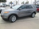 2014 Sterling Gray Ford Explorer XLT #91642808