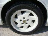 Lotus Esprit Wheels and Tires