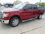 2014 Ruby Red Ford F150 XLT SuperCrew #91642795