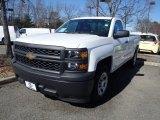 2014 Summit White Chevrolet Silverado 1500 WT Regular Cab #91642708