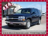 2005 Dark Blue Metallic Chevrolet Tahoe LT 4x4 #91643250