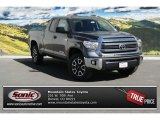 2014 Magnetic Gray Metallic Toyota Tundra SR5 TRD Double Cab 4x4 #91642696