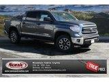 2014 Magnetic Gray Metallic Toyota Tundra SR5 Crewmax 4x4 #91642695