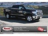 2014 Black Toyota Tundra SR5 Crewmax 4x4 #91642686