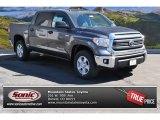 2014 Magnetic Gray Metallic Toyota Tundra SR5 Crewmax 4x4 #91642685