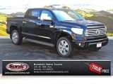 2014 Attitude Black Metallic Toyota Tundra Platinum Crewmax 4x4 #91642681