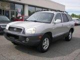 2003 Pewter Hyundai Santa Fe GLS 4WD #9111321
